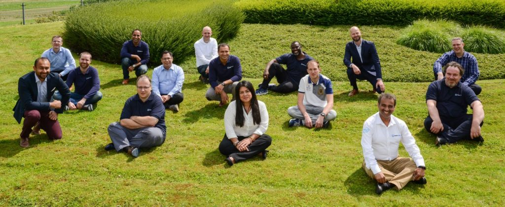 Clustervision team NL